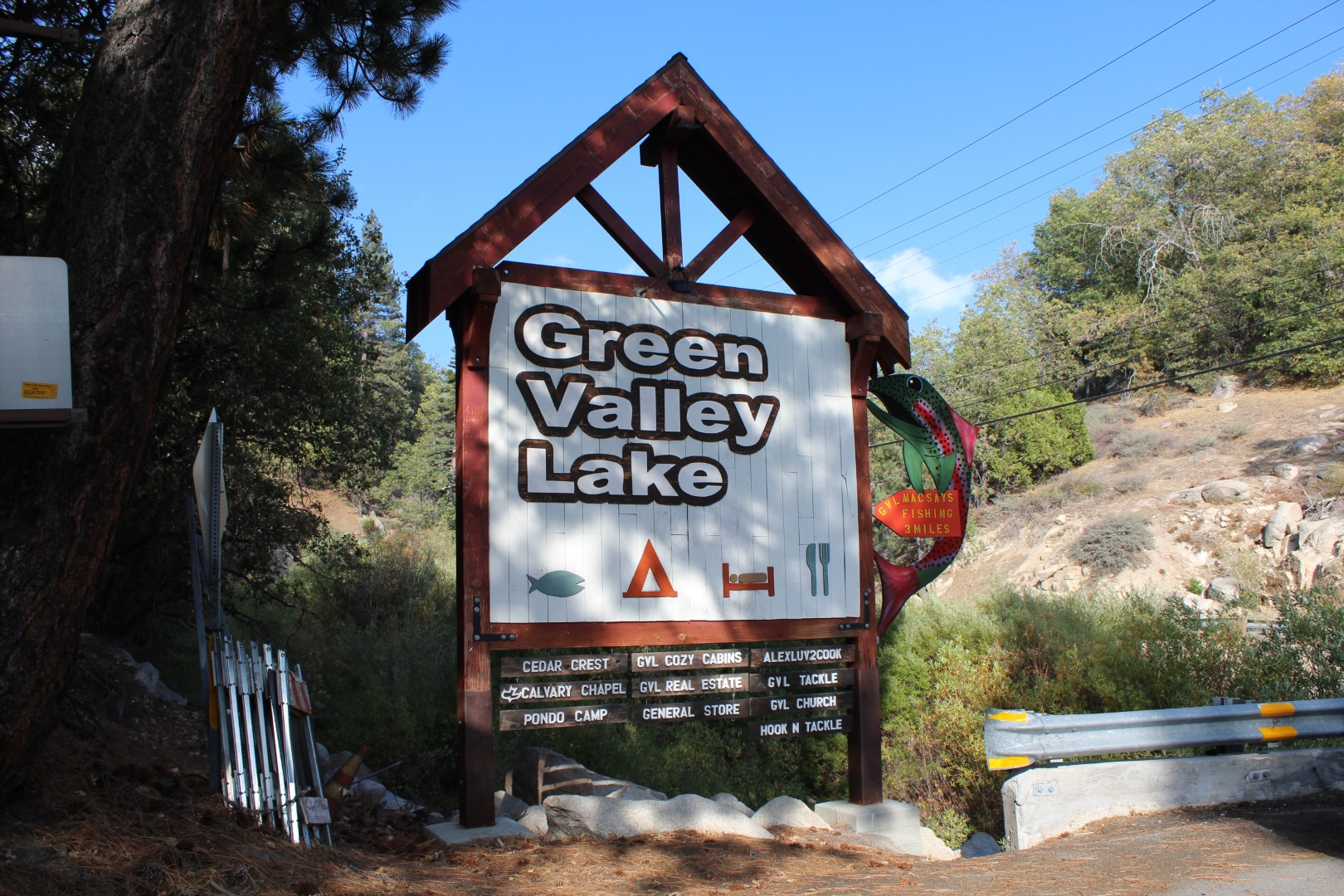 Green Valley Lake